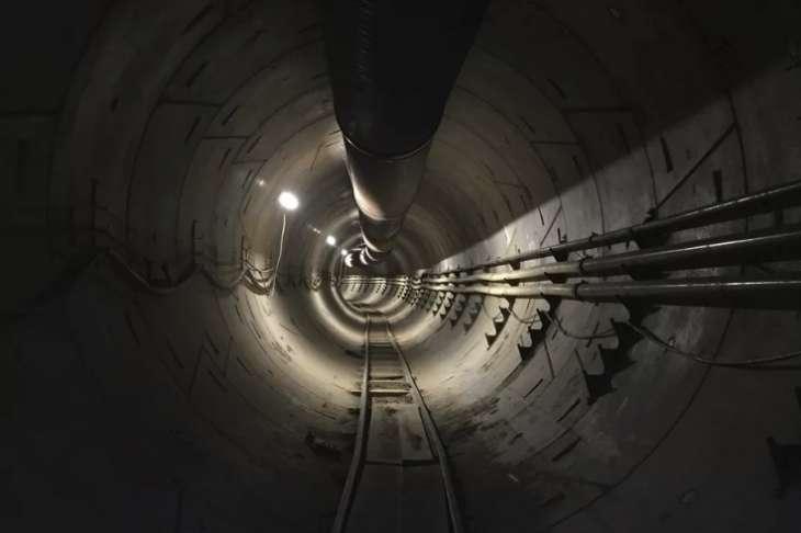 TunelAltaVelocidad