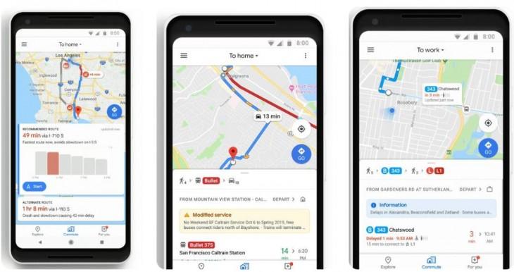Google Maps se actualiza con algunas de las mejores funciones de Waze