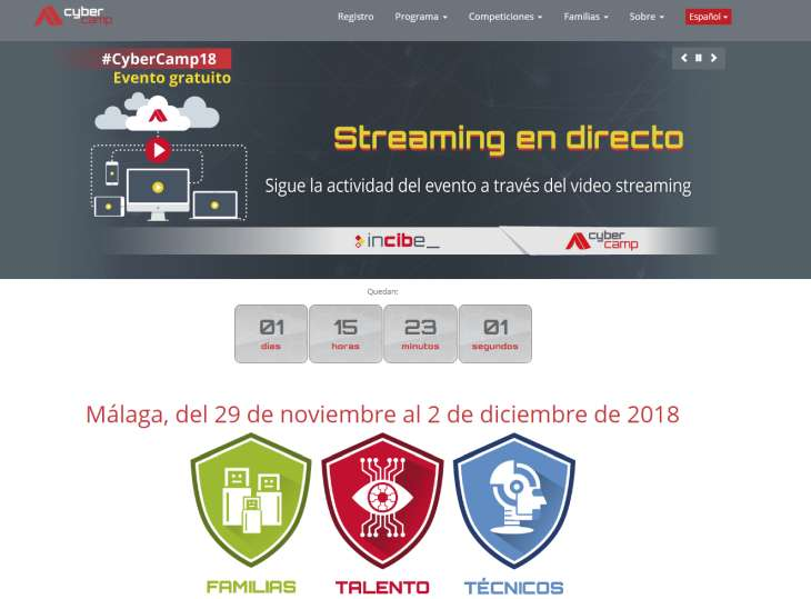 CyberCamp2018