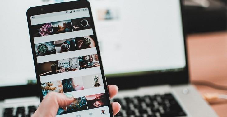 Saber cuando una persona sube foto o video en Instagram