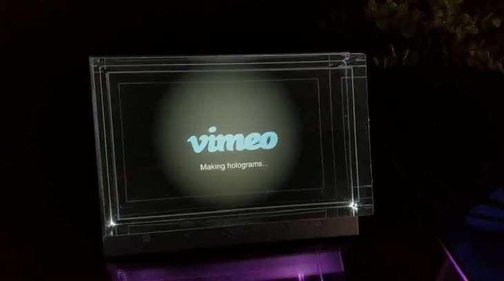 VimeoHologramas