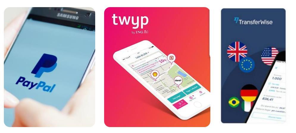 3 aplicaciones para enviar dinero desde el móvil