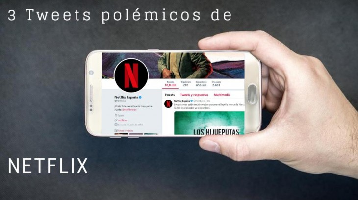 tweets netflix
