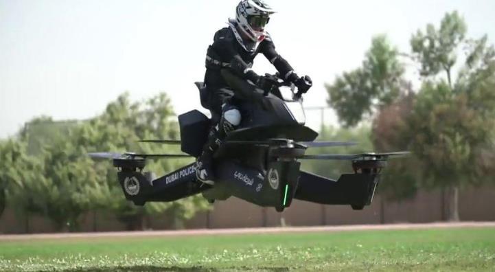 motos voladores