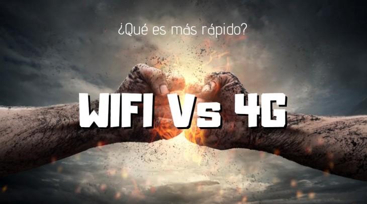 wifi y 4g