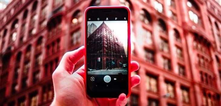 Apps buscar con la cámara del móvil