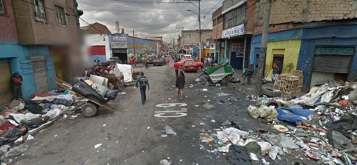Los lugares más peligrosos del mundo gracias a Google Maps