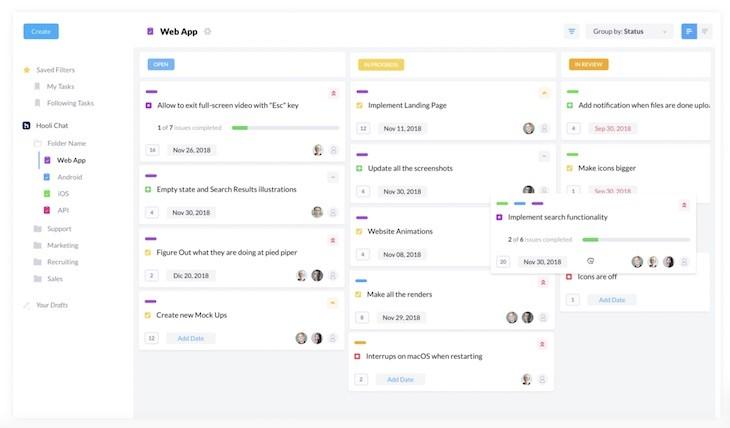 Produck, un potente gestor de proyectos para equipos de trabajo