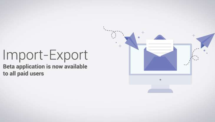 ProtonMail-Import-Export