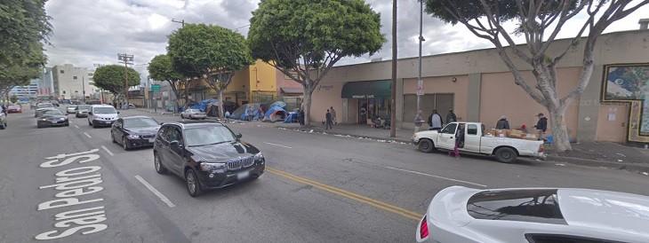 San Pedro Los Angeles