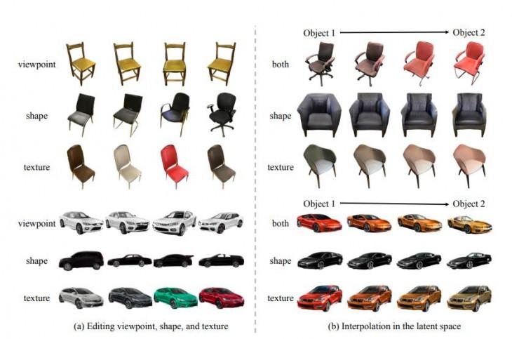 Modelos 3D generados por inteligencia artificial