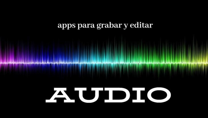 GRABAR AUDIO