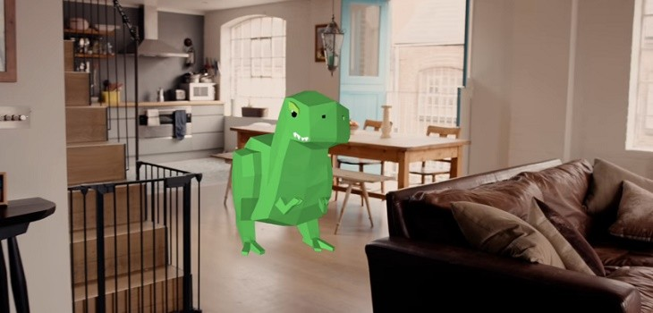Aplicaciones de realidad aumentada para Android