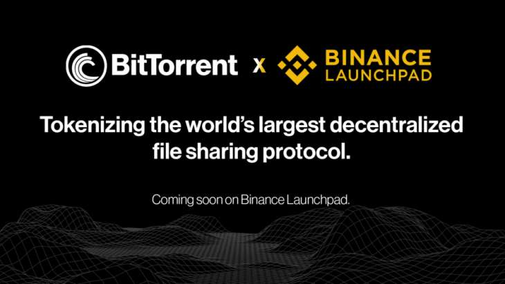 BitTorrent-Binance