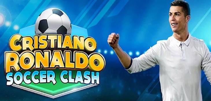Cristiano Ronaldo Soccer Clash juego
