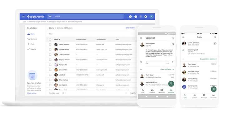 GoogleVoiceparaGSuite