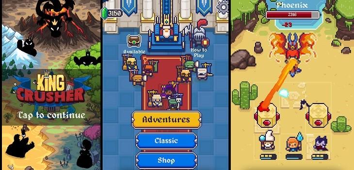 Juegos nuevos en Google Play