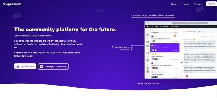 Algunas plataformas poco conocidas para generar comunidades temáticas