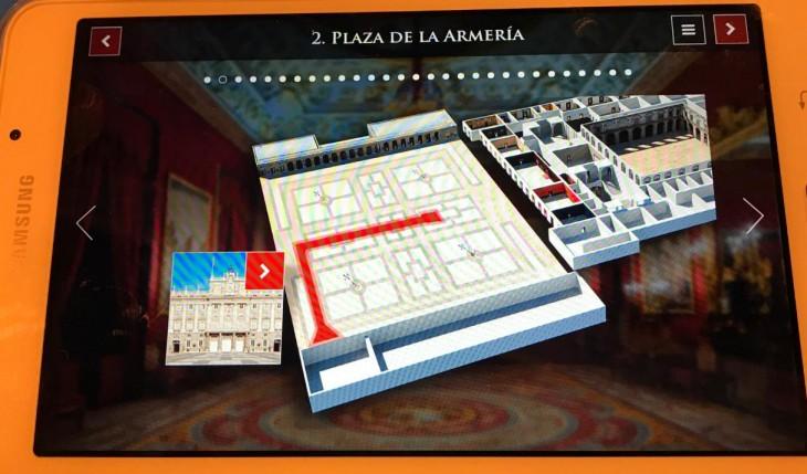 GVAM, aplicaciones para museos