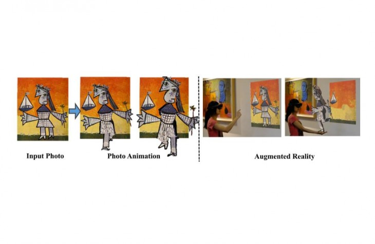 Nuevo programa es capaz de transformar en 3D figuras en 2D