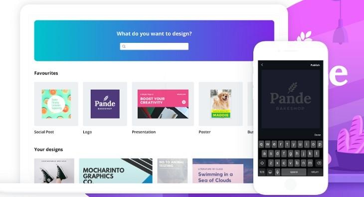 Apps para crear logos en Android