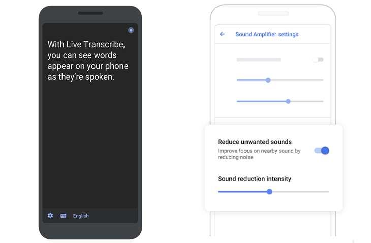 Google lanza dos aplicaciones de accesibilidad auditiva para dispositivos Android