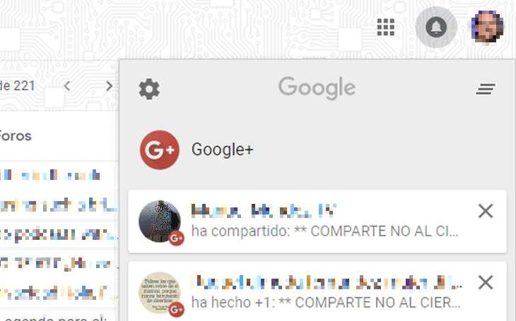 WidgetNotificaciónGooglePlus