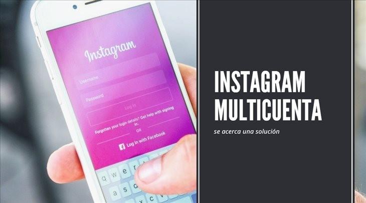Instagram multicuenta