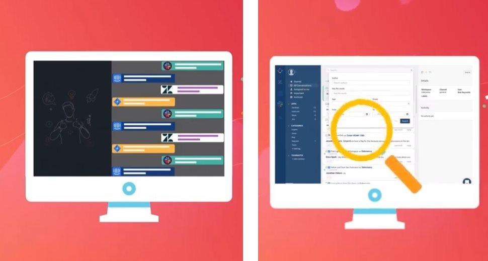 Veamly, una plataforma para unir las conversaciones de Slack, email, atlassian, salesforce y otros