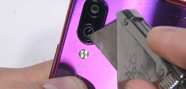 Protección cámara Xiaomi Redmi Note 7