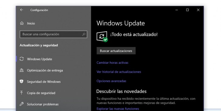 Microsoft confirma que Windows 10 KB4482887 pierde rendimiento