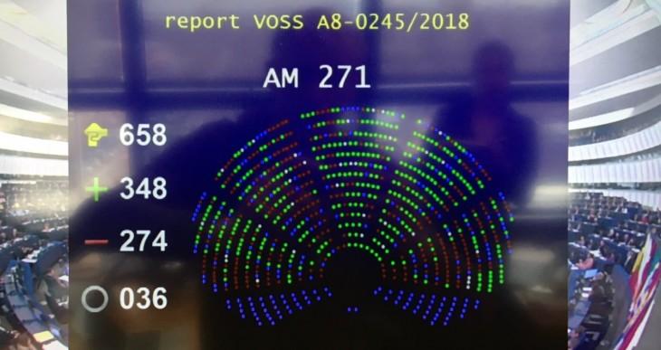 votos parlamento Copyright