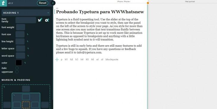 typetura