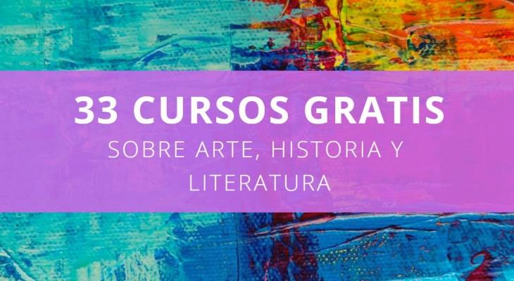 cursos gratis arte
