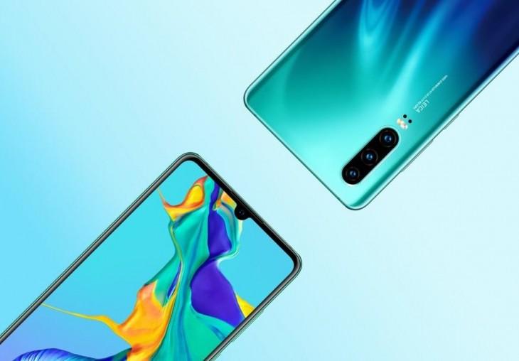 Huawei P30 y P30 Pro