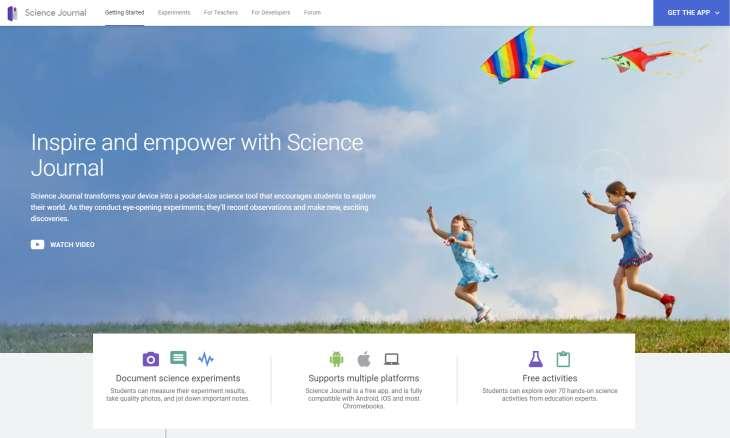 ScienceJournal