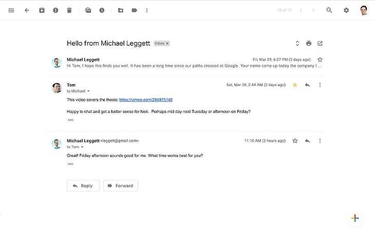 SimplifyGmail