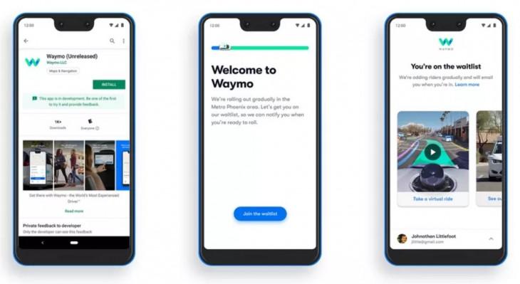 waymo app