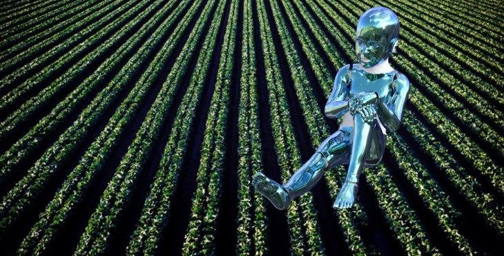 agricultura robot