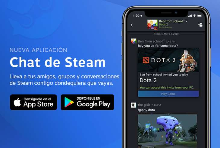 SteamChat