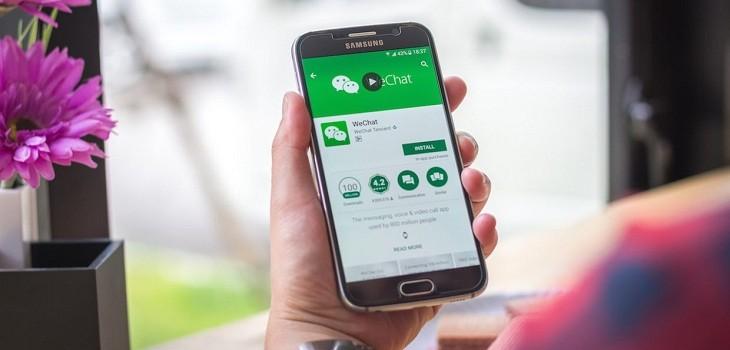 Ventajas de WeChat frente a WhatsApp
