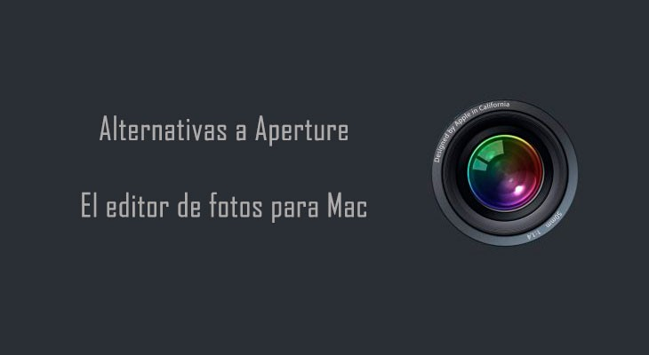 aperture or photoshop para mac