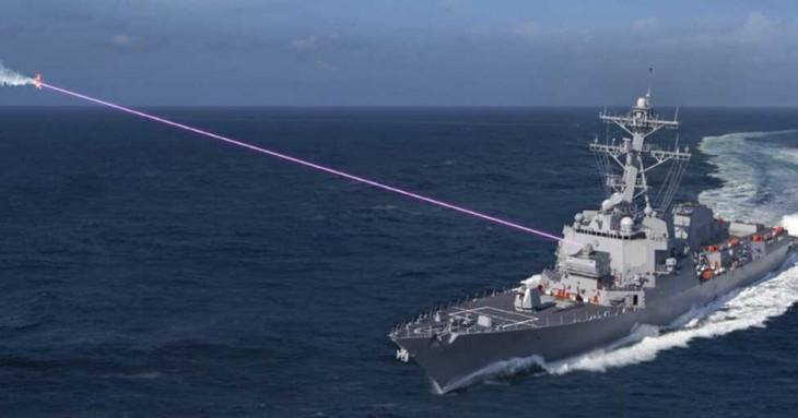 Láser de Lockheed Martin
