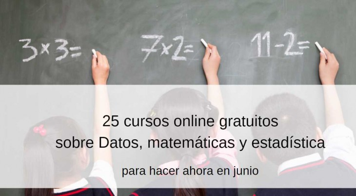 cursos matemáticas