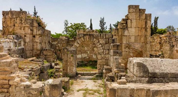 ruinas líbano