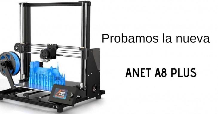 ANET A8 PLUS