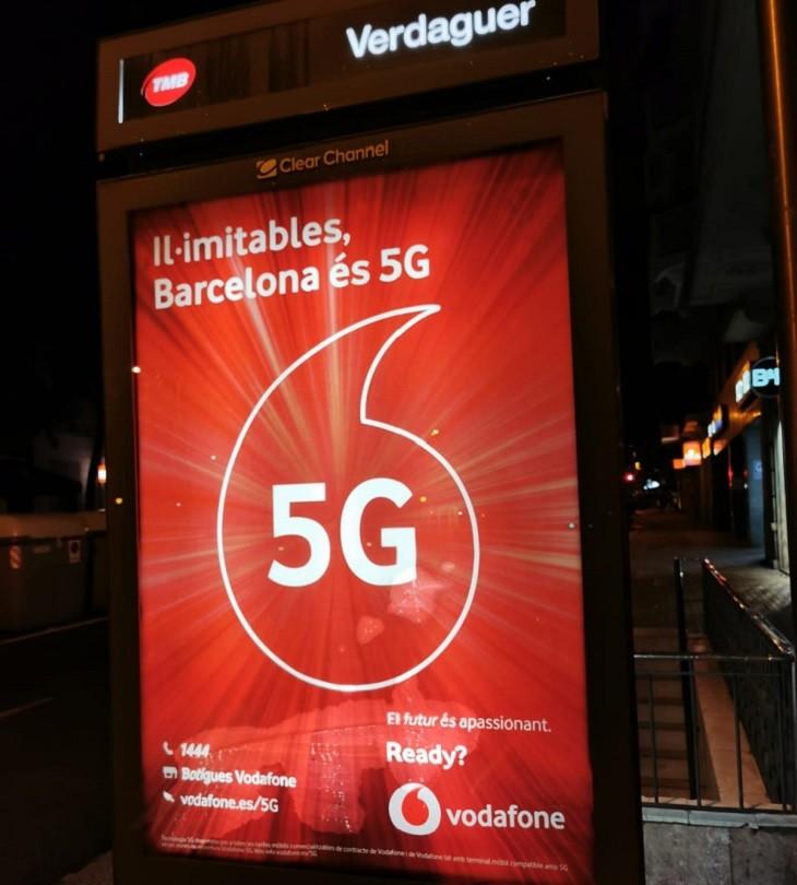 Ciudades con 5G