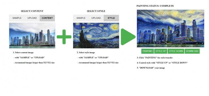 pintura con inteligencia