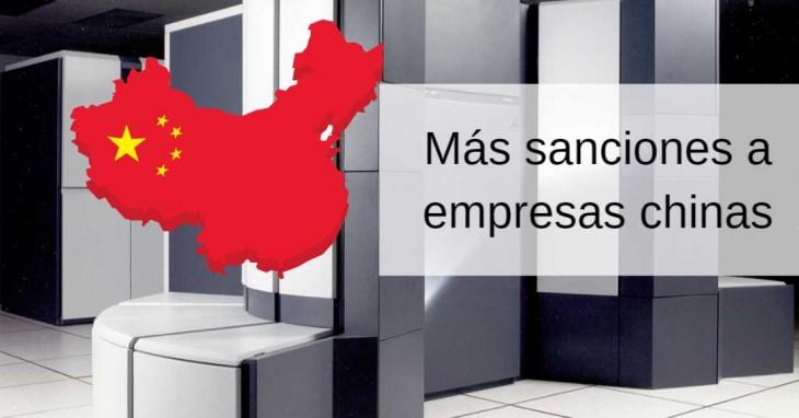 sanciones china