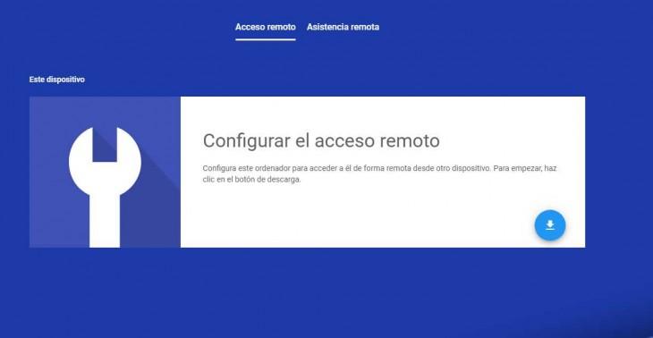 acceso remoto